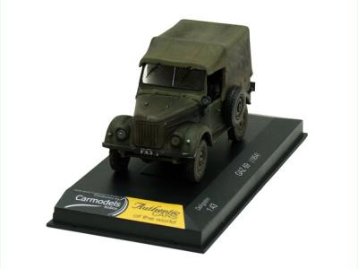 Carmodels SK | M 1:43 | GAZ 69 (1954)