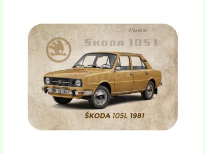 Carmodels SK |  | MAGNETKA Škoda 105L (1981)