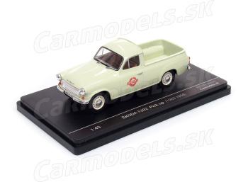 """ŠKODA 1202 Pick Up """"Jednota"""" (1963-1968)"""