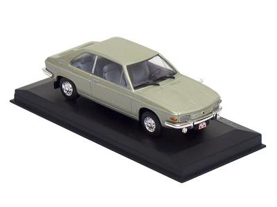 Carmodels SK / DeA | M 1:43 | TATRA T 613 Coupé Vignale (1969)