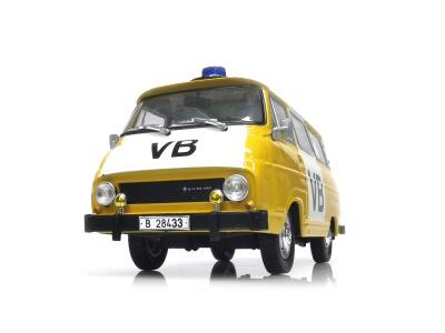 Carmodels SK / DeA | M 1:43 | ŠKODA 1203 - Verejná bezpečnosť ČSSR