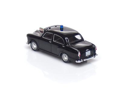 DeAgostini | M 1:43 | HINDUSTAN Ambassador Police India (1980)