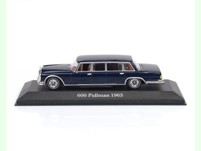 Altaya   M 1:43   MERCEDES BENZ 600 Pullman (1963)