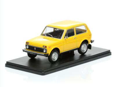 Hachette | M 1:24 | VAZ 2121 Lada Niva (1981)