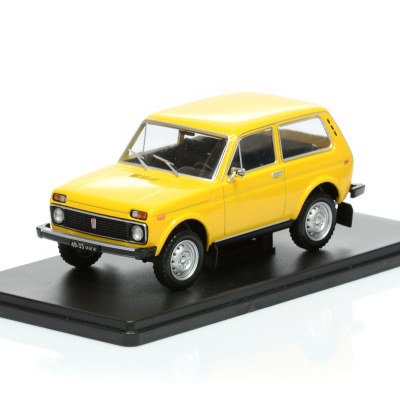 VAZ 2121 Lada Niva (1981)