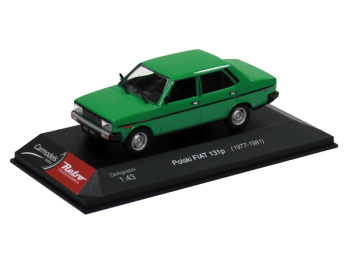 POLSKI FIAT 131p (1977-1981)