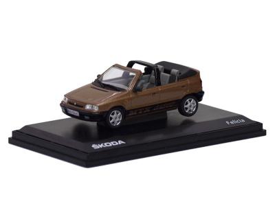 Carmodels SK | M 1:43 | ŠKODA Felícia 1.6 MTX - Cabrio (1997)