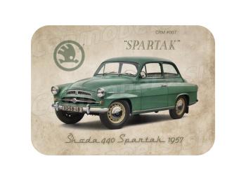"MAGNETKA Škoda 440 ""Spartak"" (1957)"