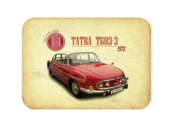 MAGNETKA Tatra T603-3 (1972)