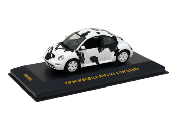 VW New Beetle - Special Cow Livery (2002)