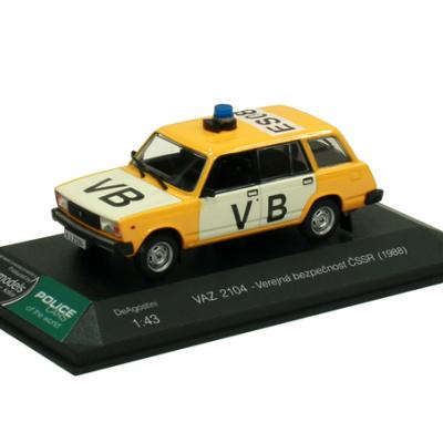 VAZ 2104 Lada - Verejná bezpečnosť ČSSR (1988)