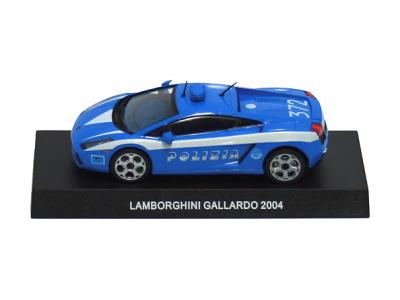DeAgostini | M 1:43 | LAMBORGHINI Gallardo - Polizia (2004)
