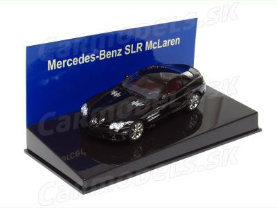 Autoart | M 1:43 | MERCEDES-BENZ SLR McLaren Coupé (2003-2009)