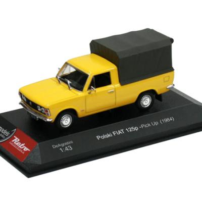 Polski FIAT 125 P - Pick Up (1984)
