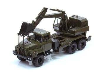 KrAZ-260 6x6 AOV-4422 Bager (1981)