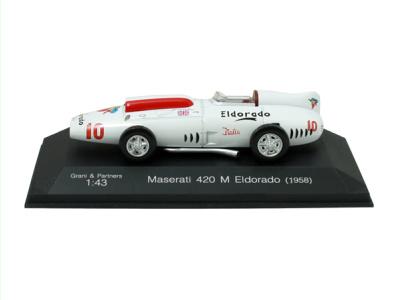 Carmodels SK | M 1:43 | MASERATI 420M Eldorado (1958)