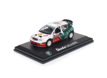 ŠKODA Fabia WRC  #12 Hirvonen / Lehtinen - Rally Japan (2005)