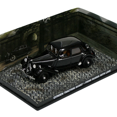 """CITROËN Traction Avant - James Bond Series """"From Russia With Love"""""""