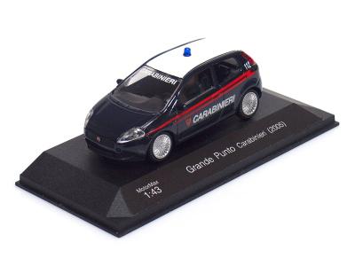 Mondo Motors | M 1:43 | Fiat Grande Punto - Carabinieri