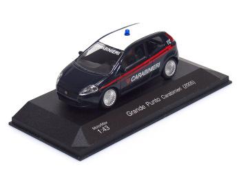 Fiat Grande Punto - Carabinieri