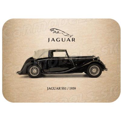 MAGNETKA Jaguar SS1 (1939)