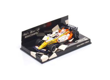 RENAULT F1 Team - Showcar No.6 ( 2008 )