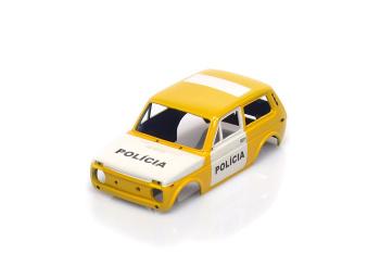 KAROSÉRIA VAZ 2121 Lada Niva - Polícia ČSFR (1991)