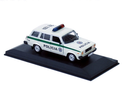 Bauer | M 1:43 | VAZ 2104 Lada - Polícia SR (1995)