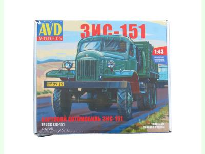AVD | M 1:43 | ZIS 151 (1947–1965)