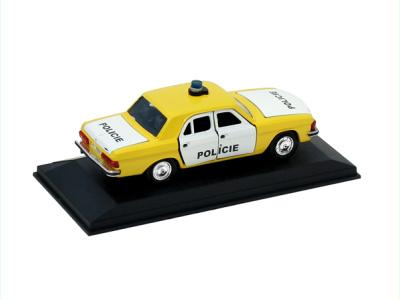Agat / Tantal | M 1:43 | GAZ 3102 Volga - Policie ČSFR, Praha (1990)