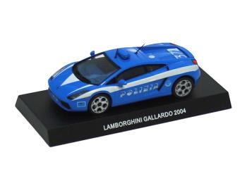 LAMBORGHINI Gallardo - Polizia (2004)