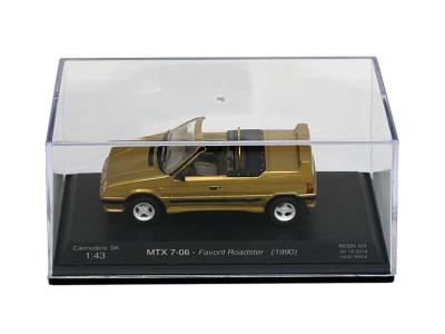 Carmodels SK | M 1:43 | MTX 7-06 Favorit - Roadster (1990)