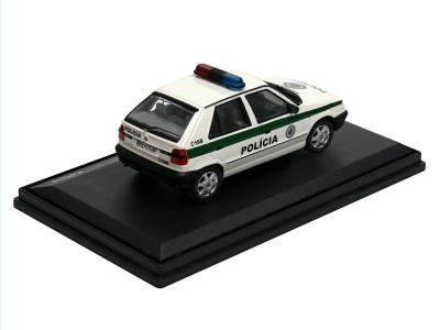 Abrex CZ | M 1:43 | ŠKODA Felícia - Polícia SR (1996)