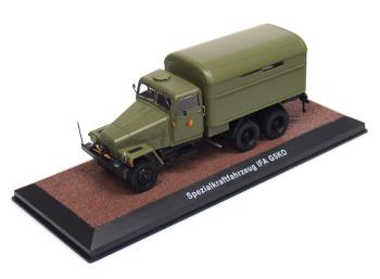 IFA G5KO - Špeciálne vozidlo - Národná ľudová armáda (NDR) (1952-1964)