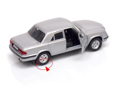 Autotime | M 1:36 | GAZ 31105 Volga