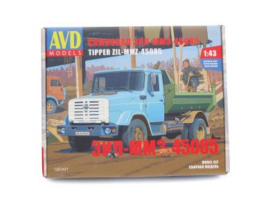 AVD | M 1:43 | ZIL-MMZ 45085