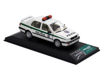 Carmodels SK | M 1:43 | VW Vento VR6 - Polícia SR (1998)
