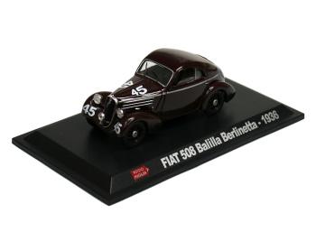 FIAT 508 Balilla Berlinetta #45 - Mille Miglia (1936)