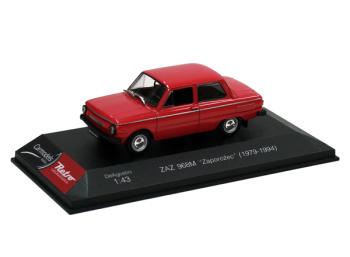 """ZAZ 968M """"Zaporožec"""" (1974)"""