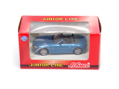 Schuco Junior | M 1:43 | BMW Z4 Cabrio (2002-2008)