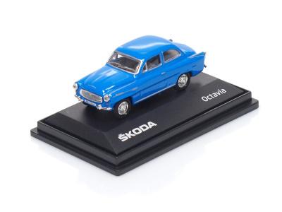 Abrex CZ | M 1:72 | ŠKODA Octavia (1963)