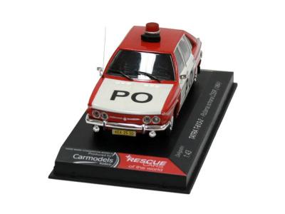 Carmodels SK | M 1:43 | TATRA T-613-2 - Požiarna Ochrana ČSSR (1984)