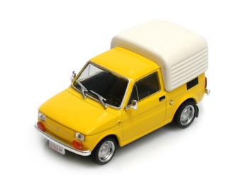 """Fiat 126p  """"Bombel"""" (1974)"""