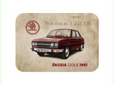 Carmodels SK |  | MAGNETKA Škoda 120LS (1981)