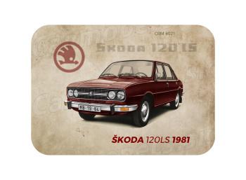 MAGNETKA Škoda 120LS (1981)