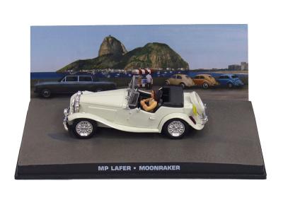 "Eaglemoss Publications | M 1:43 | MP Lafer - James Bond Series ""Moonraker"""