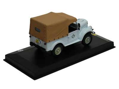 Carmodels SK / DeA | M 1:43 | GAZ 69M - JRD Tvrdošín (1964)