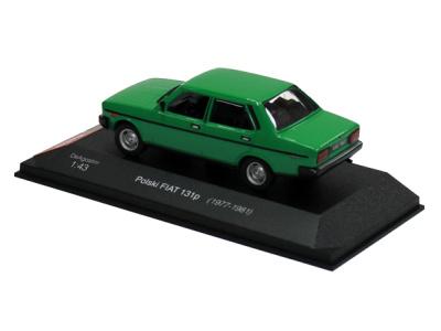 DeAgostini | M 1:43 | POLSKI FIAT 131p (1977-1981)