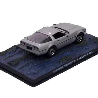 "CHEVROLET Corvette - James Bond Series ""A View To A Kill"""