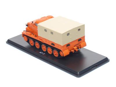 Start Scale Models | M 1:43 | AT-T  Ťažký traktor